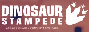 Dinosaur Stampede Website